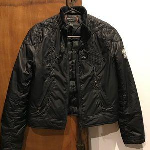 Lightweight puffer jacket - perfect for Fall!